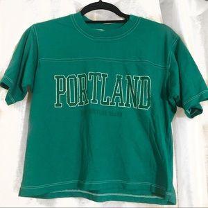 UO Crop T-Shirt